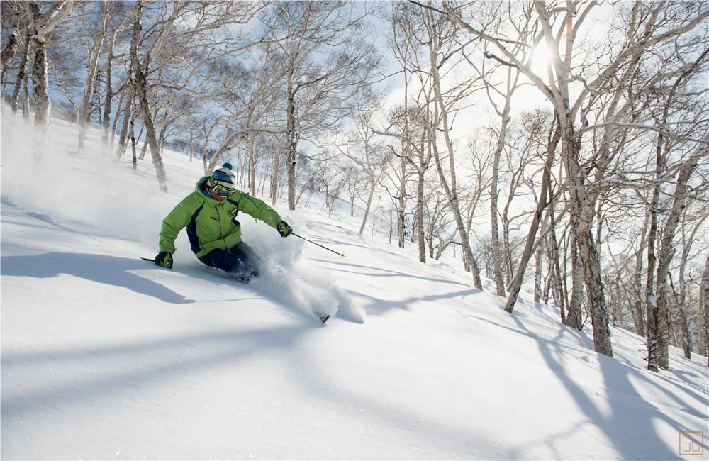 明星同款,日本北海道二世古滑雪攻略