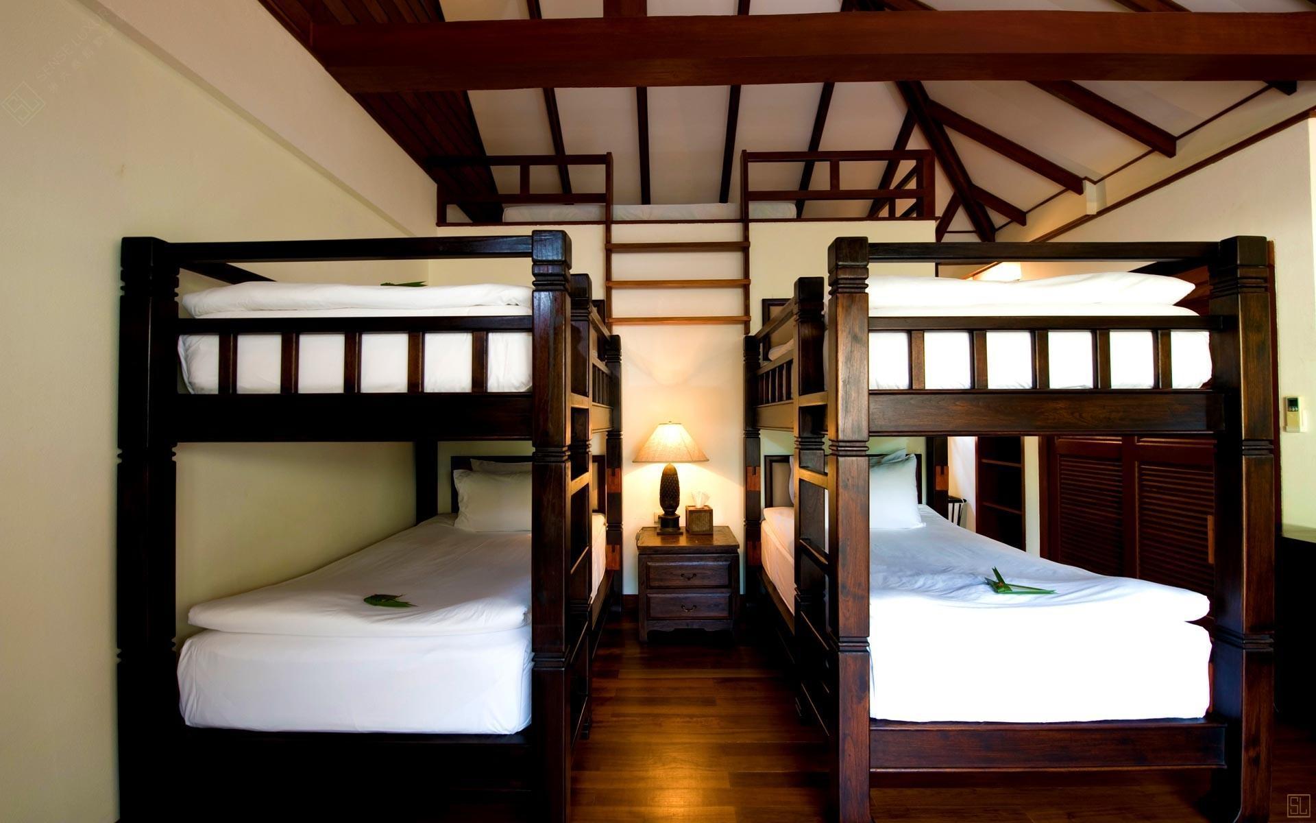 泰国苏梅岛密斯卡湾罗望子别墅儿童房