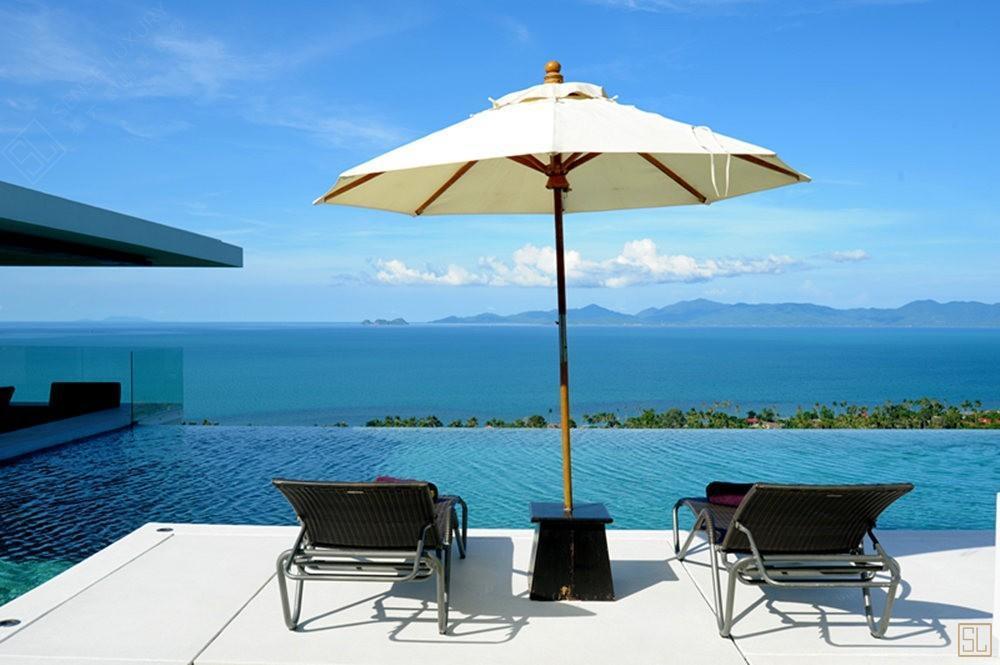 蓝景别墅预订,苏梅岛邦坡别墅,公寓,酒店预订-第六感