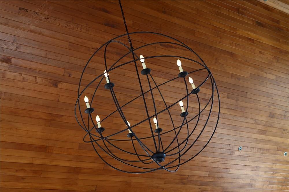 泰国苏梅岛嘉卡湾别墅吊灯