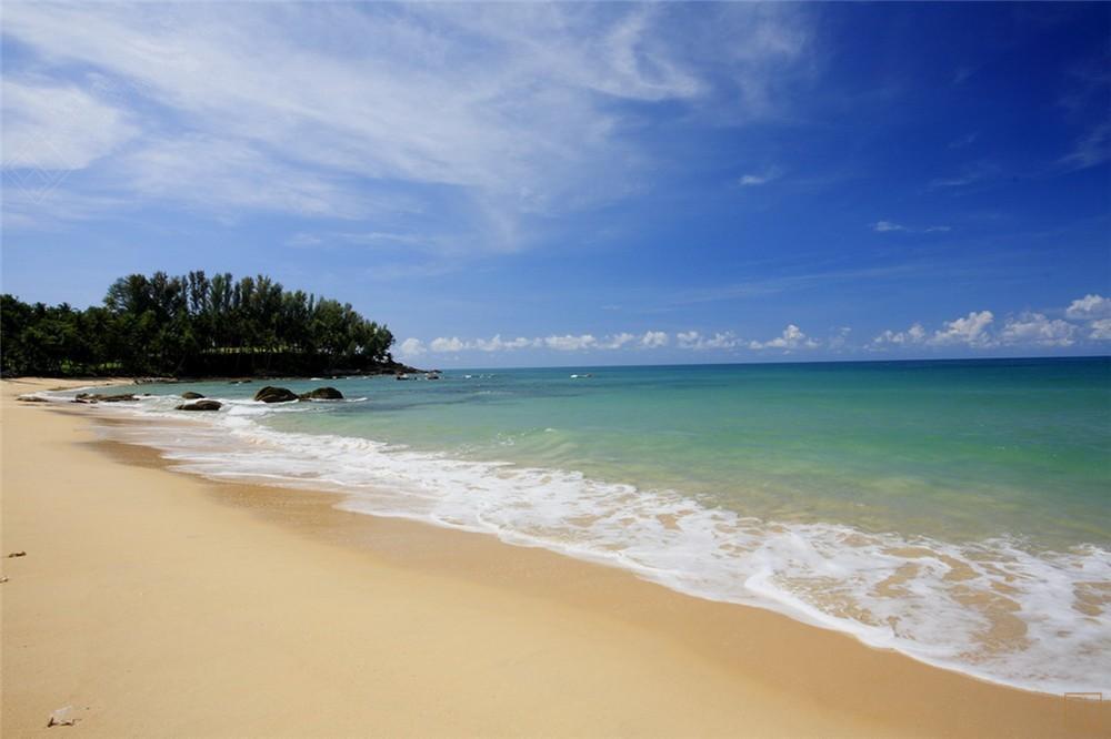 泰国普吉岛夏尔别墅海滩