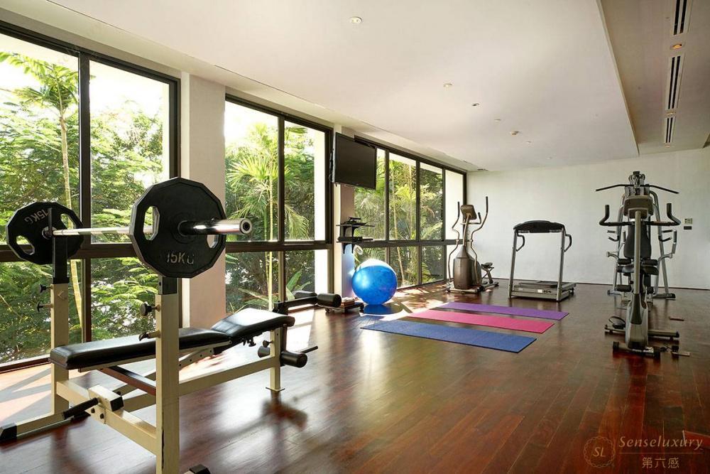 泰国普吉岛艾逸别墅健身房