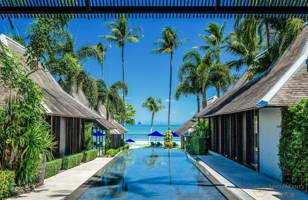 苏梅岛度假别墅 阿卡苏奇海滨别墅预订 villa akatsuki度假酒店,主题