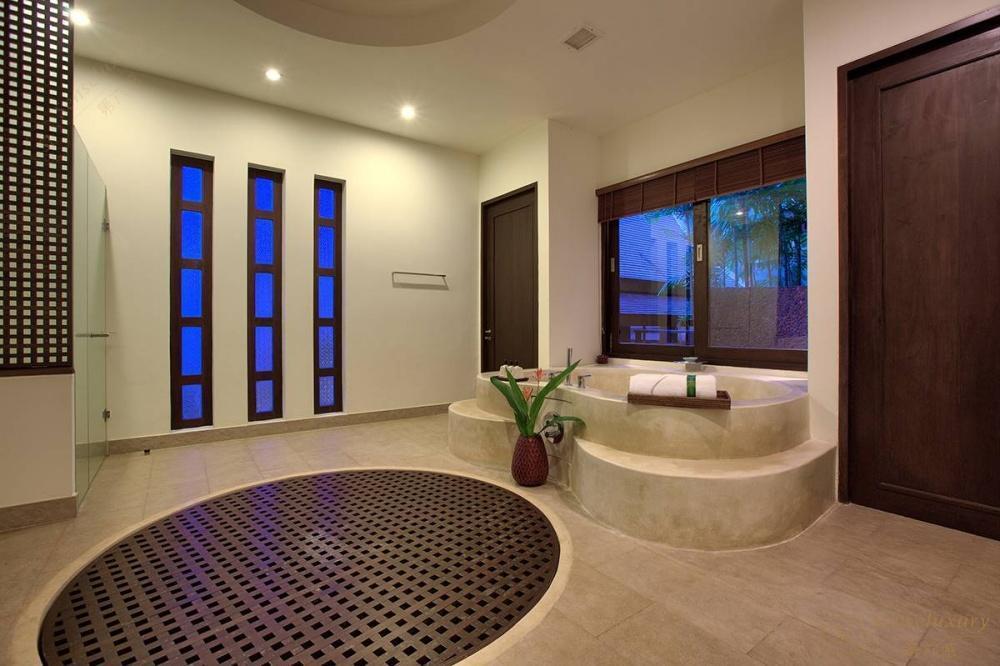 泰国苏梅岛象语别墅卫生间