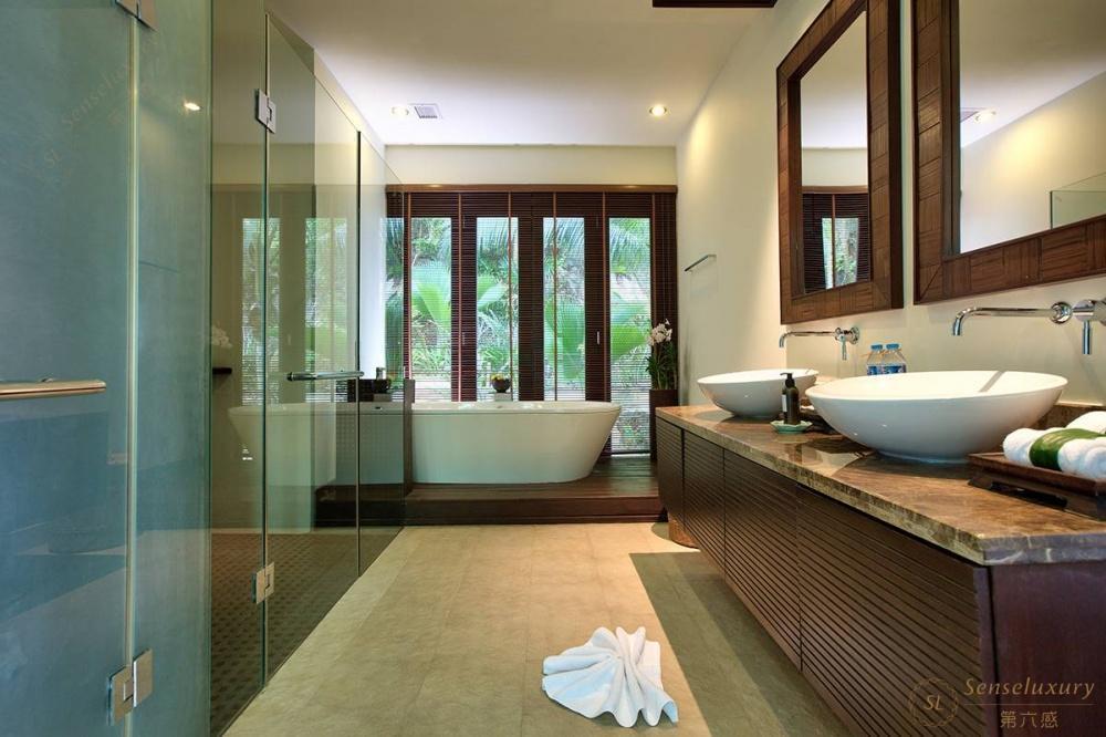 泰国苏梅岛象语别墅洗浴用品