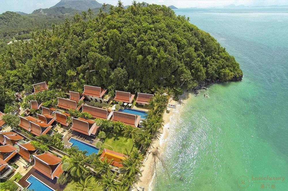 泰国苏梅岛象语别墅度假区