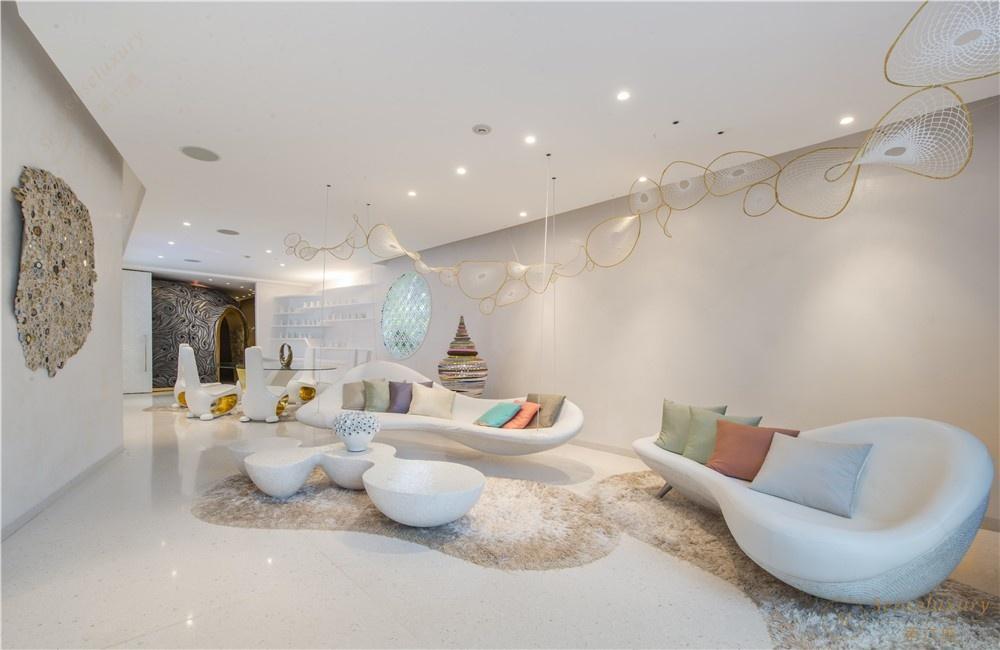 泰國普吉島暹羅別墅客廳