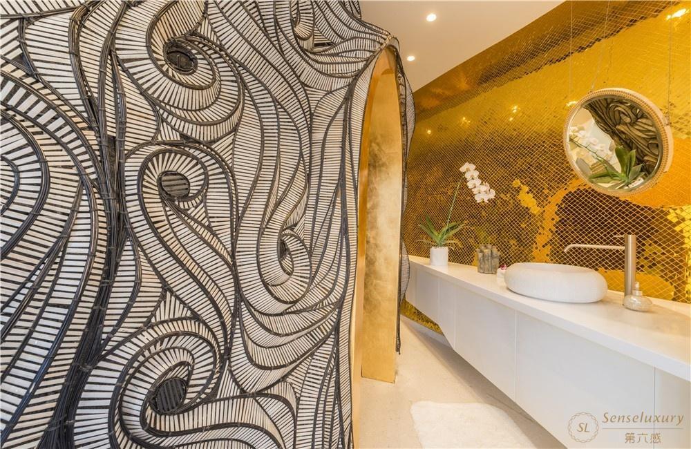 泰国普吉岛暹罗别墅洗手间