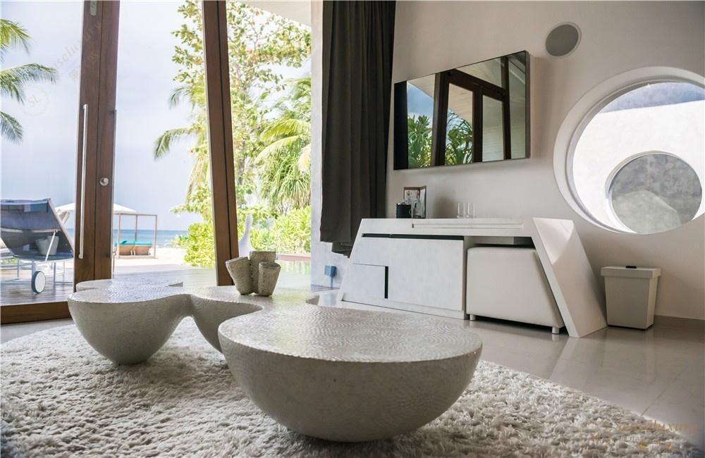 泰國普吉島暹羅別墅浴室