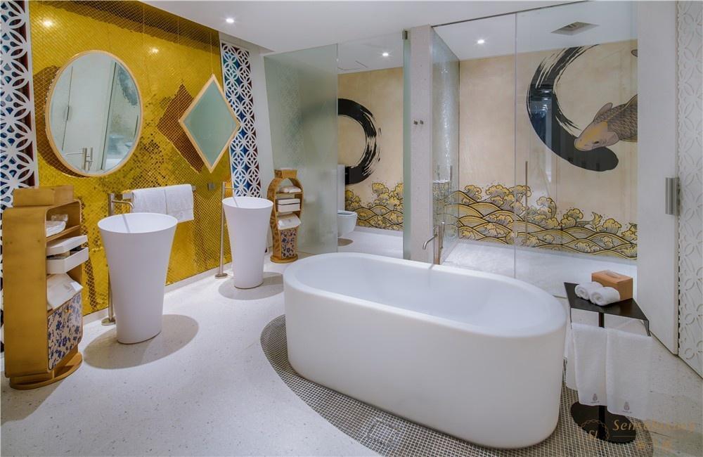 泰國普吉島暹羅別墅衛生間