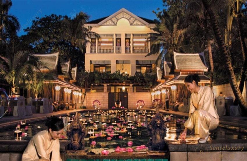 第六感Senseluxury 度假别墅-曼谷半岛酒店-screenshot-7
