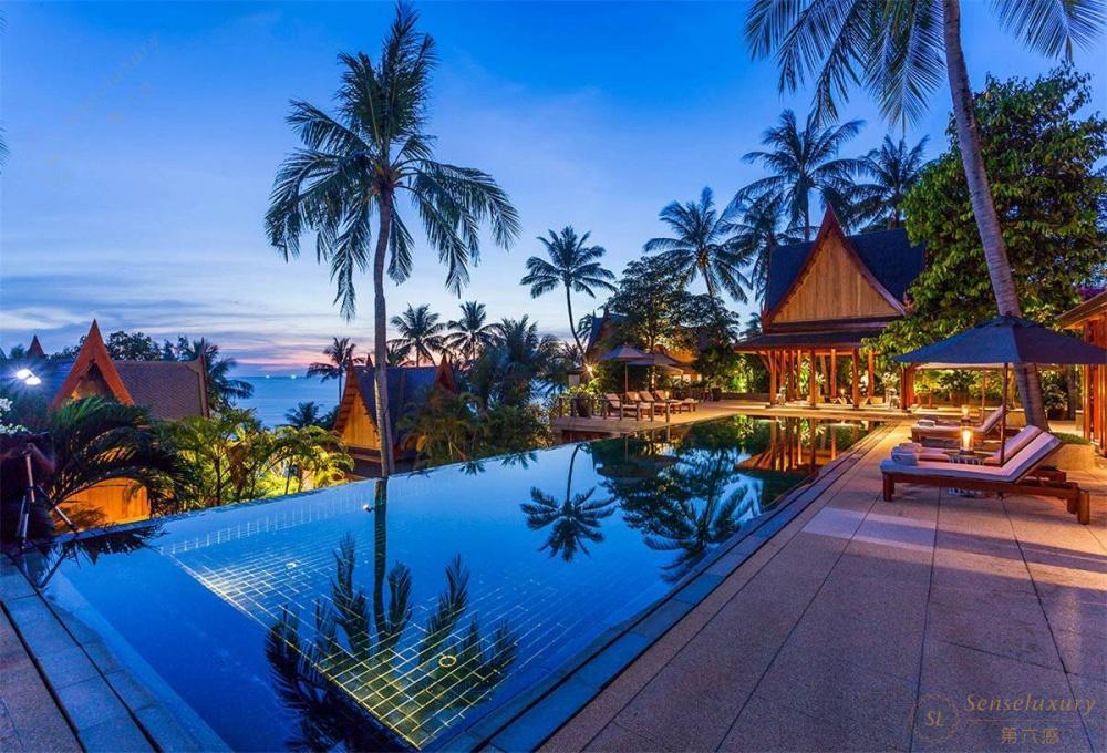普吉岛度假酒店 安缦普瑞双卧别墅预订 amanpuri villa - 2 bedroom度