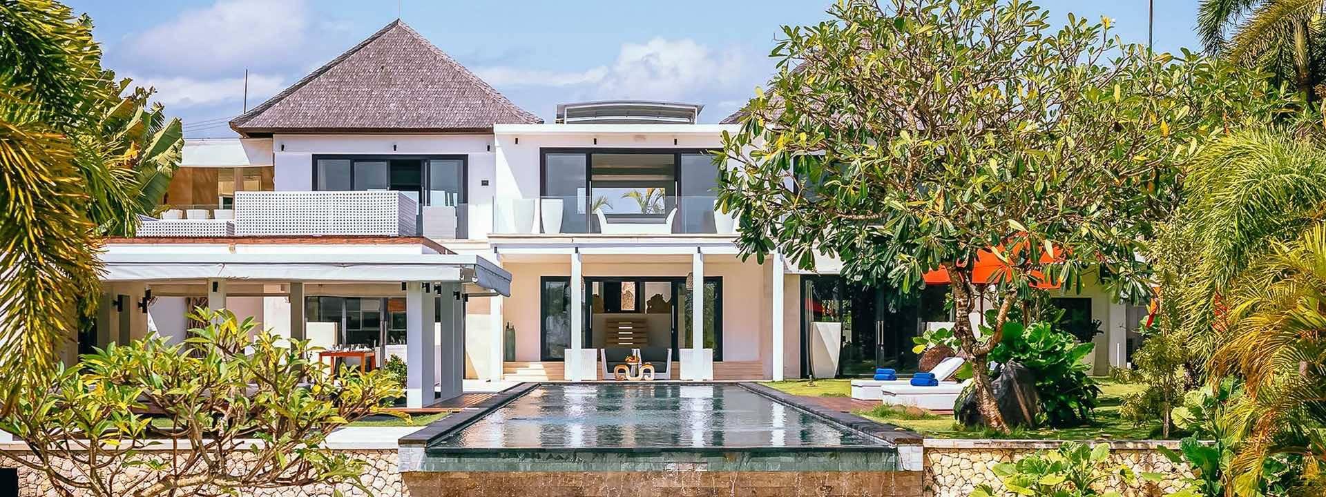 巴厘岛,欧姆菩提别墅热带庄园,见证巴厘最美落日