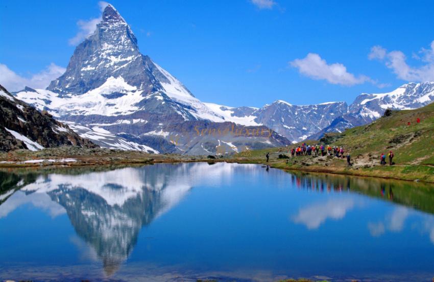 瑞士10天尊享行~品拉沃葡萄酒,醉赏冰川之城采尔马特
